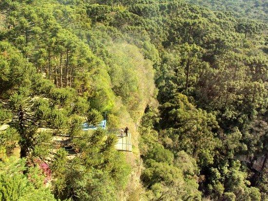 Caracol State Park: Mirante