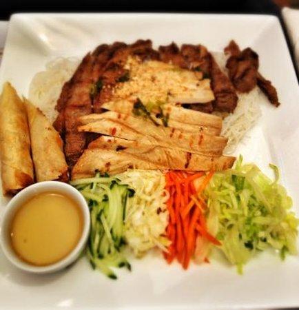 Mai Asian Restaurant: The Dinner Combo
