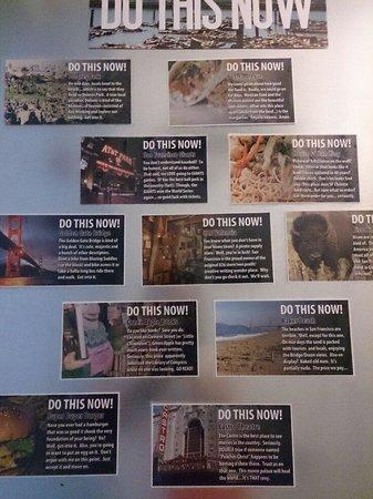 Hostelling International- San Francisco/ Downtown: Bulletin Board