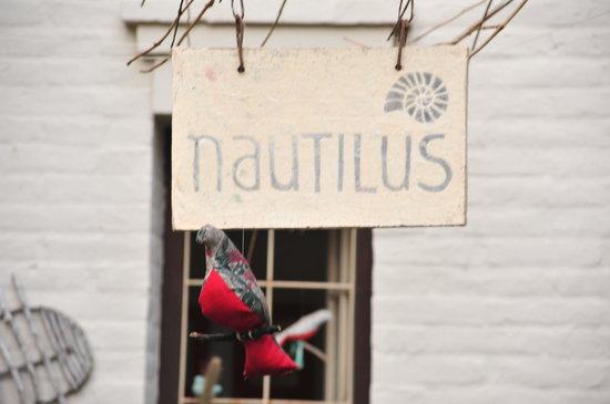 Nautilus B&B: Entrada Nautilus