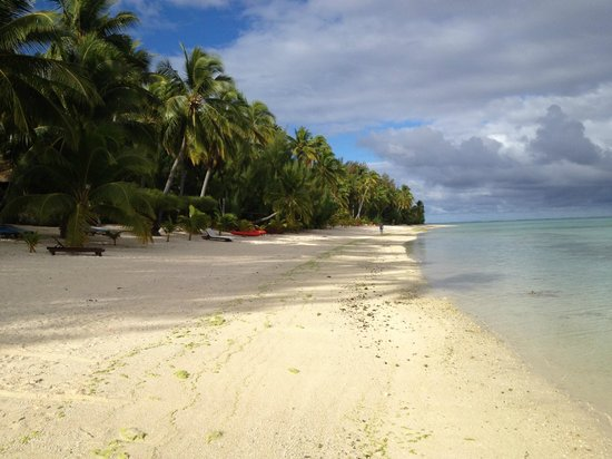 Matriki Beach Huts: Paradise