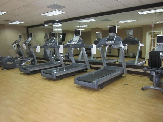 Hilton Atlanta / Marietta Hotel & Conference Center: gym