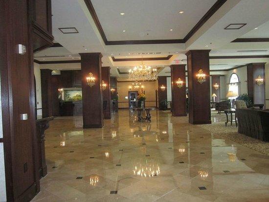 Hilton Atlanta / Marietta Hotel & Conference Center : lobby
