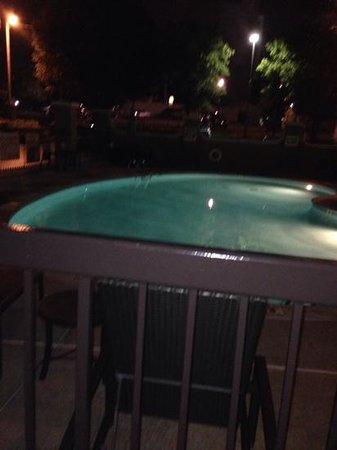 Hampton Inn Nashville / Vanderbilt: relaxing after work