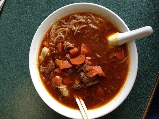 Minh Chau Vietnamese Restaurant Beef Stew 40
