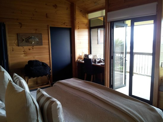 Te Whau Lodge: Suite with a view