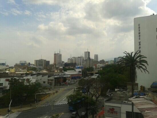 Hotel Calima Real: linda vista