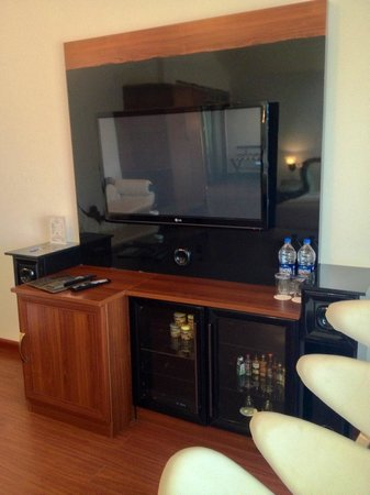 White Pearl Suites : TV