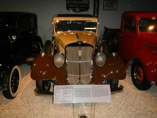 National Automobile Museum : 1933 Chevrolet