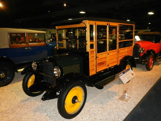 National Automobile Museum : 1926 Chevrolet