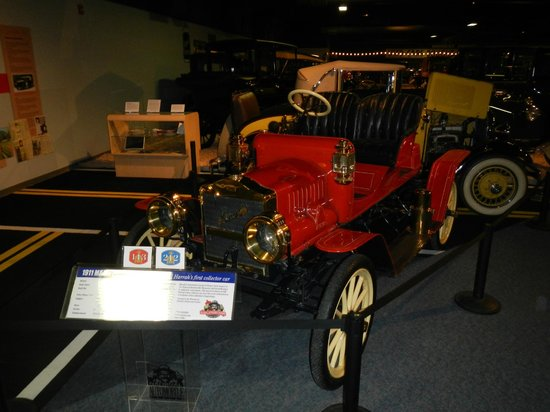 National Automobile Museum : 1911 Maxwell