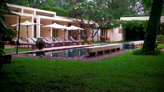 FCC Angkor: View from Poolside Deluxe Room