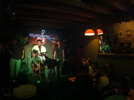 Gipsy Lou: North American night, once per month