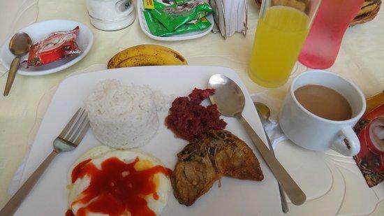 Marianne Home Inn: breakfast