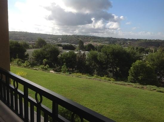 MarBrisa Carlsbad Resort : view from one of our two balconies