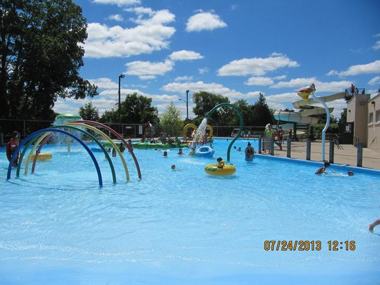 ‪‪Tillsonburg‬, كندا: Lake Lisgar Water Park‬