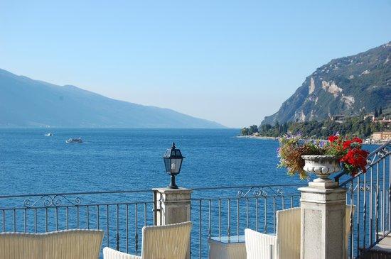 Hotel Villa Romantica : Lake Garde