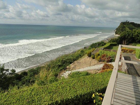 Hotel Punta Blanca: Playa privada en Punta Blanca