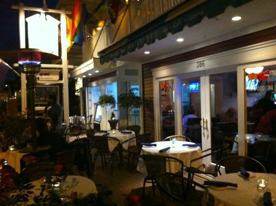The Seafood Grille at The Waterford : Patio