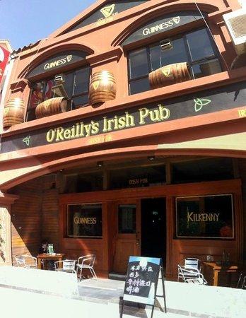 O'Reilly's Irish Pub: O'Reilly's Front View