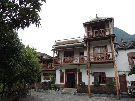 Yangshuo Phoenix Pagoda Fonglou Retreat : Southern Chinese style