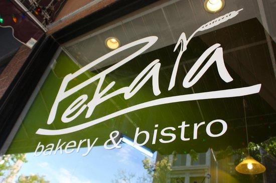 Pekara Bakery & Bistro: Storefront