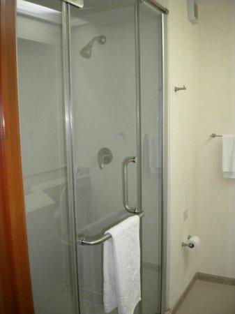 هوتل بوسادا سيان كان: baños impecables!