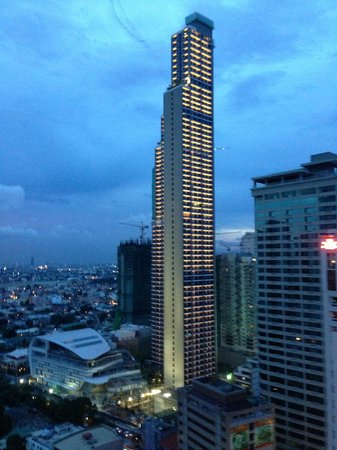 Citadel Inn Makati: view from the Room