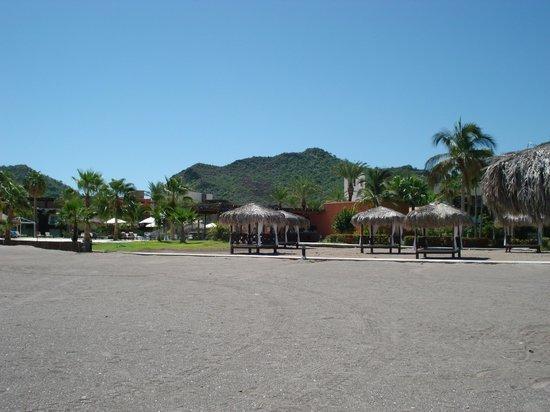 Loreto Bay Golf Resort & Spa at Baja: Beach area