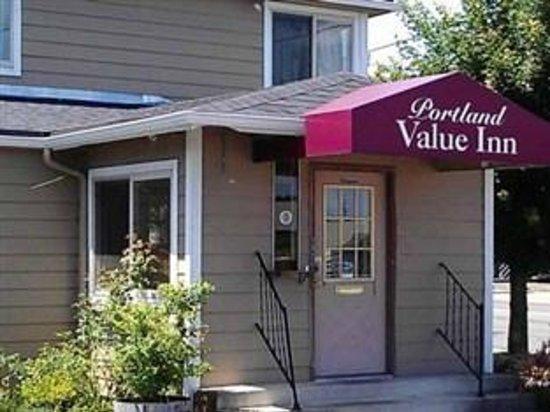 Portland Value Inn: Motel