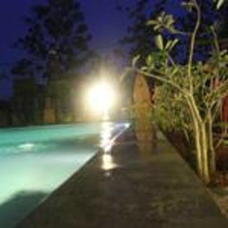 Bingin Inn: kolam renang