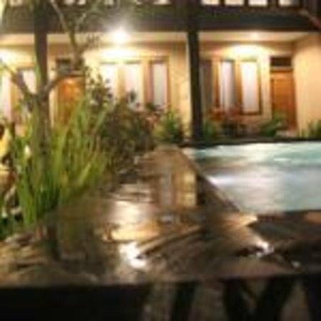 Bingin Inn: pool