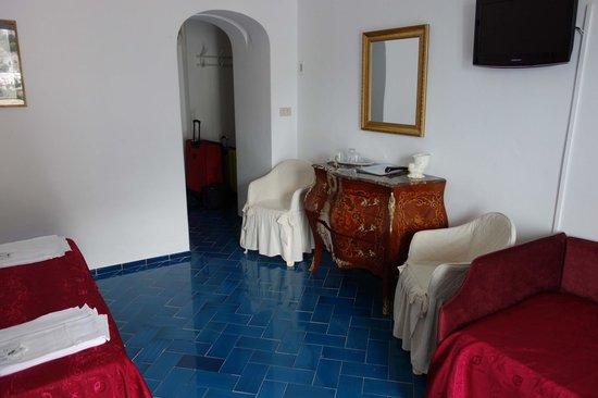 Hotel Reginella: 部屋
