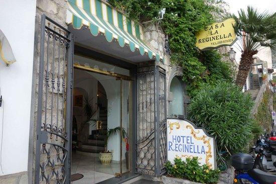 Hotel Reginella: 外観