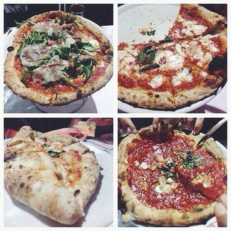 Lucio Pizzeria : Delicious!
