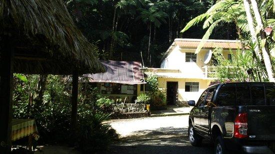 Eco - Hospedaje Ranchitos del Quetzal: Hotel