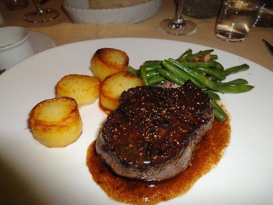 Maier's Gastro: Filet mignon