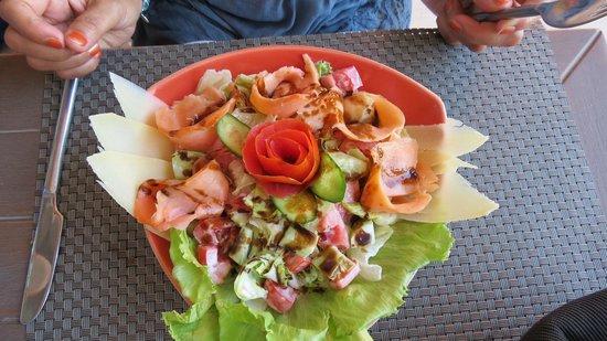 Bordiehn's Restaurant B's at Marina: fish main