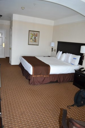 Baymont Inn & Suites Galveston: Another room overview