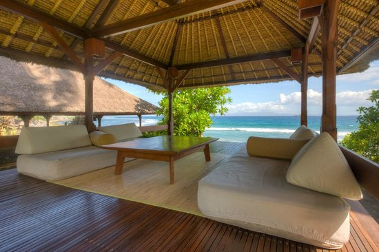 Alila Manggis: A fab place to lounge in
