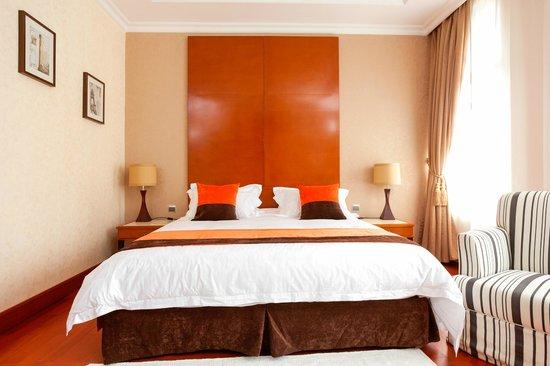 Alba Hotel Meru: Guest Room