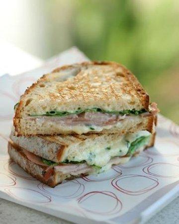 Brasserie Bread: Croque Monsieur