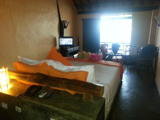 IKIN Margarita Hotel & Spa: habitación balcón.