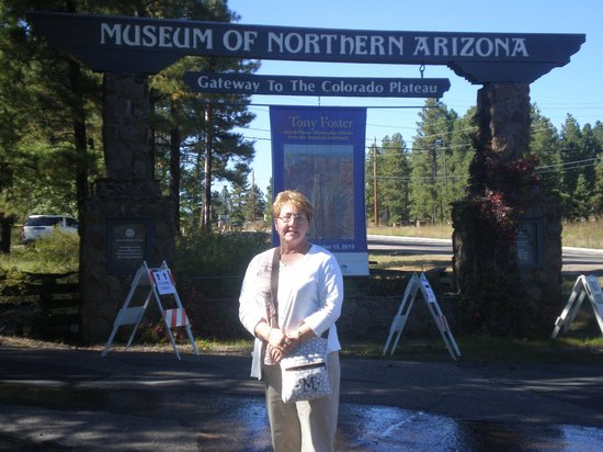 Museum of Northern Arizona: Entrance