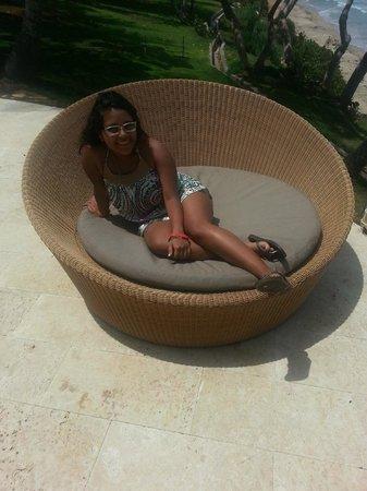 IKIN Margarita Hotel & Spa: sofas relajantes