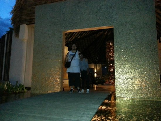IKIN Margarita Hotel & Spa: lobby