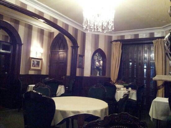 The Georgian House Hotel: dining