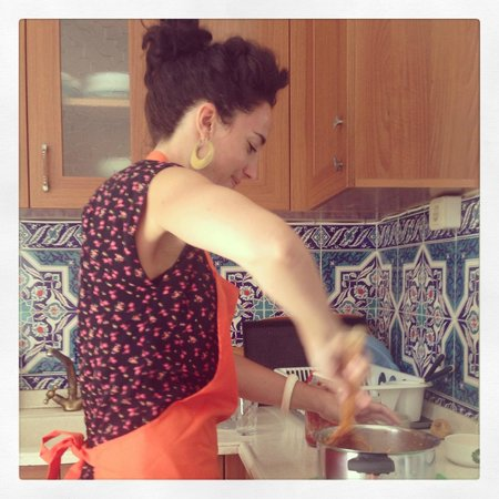 Afiyet Olsun Istanbul-  Cooking Workshop: Getting into it!