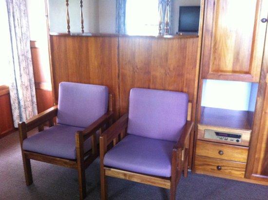 Rydges Hotel Hobart: Lounge