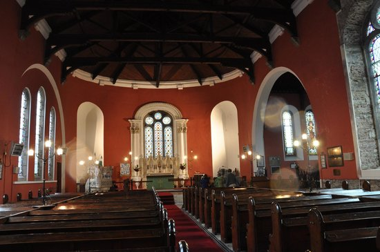 Christ Church, Church of Ireland, Fermoy, County Cork: Stained Glass Windows